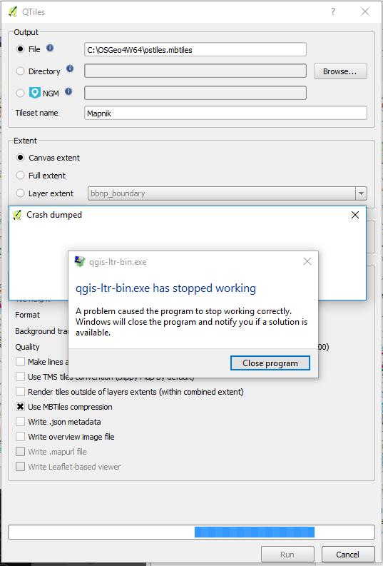 Crashes if you use same filename · Issue #78 · nextgis