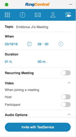 meeting page