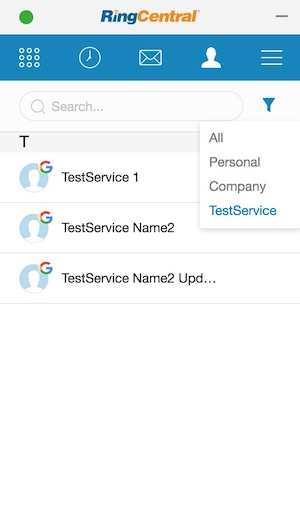 contacts image