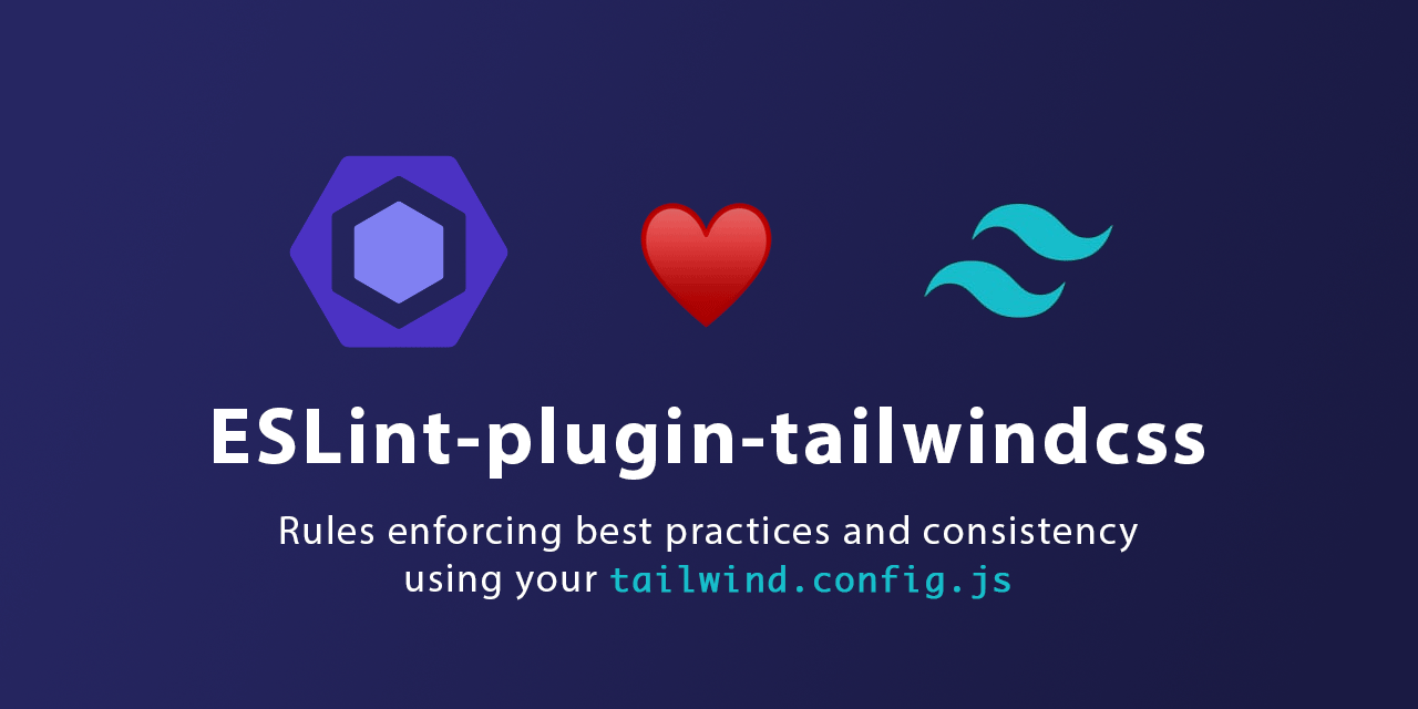 eslint-plugin-tailwindcss logo