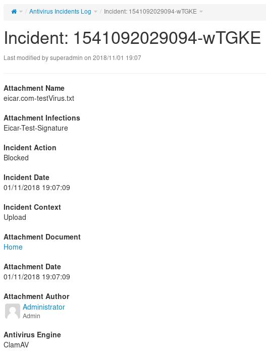 antivirus-incidentslog-incident