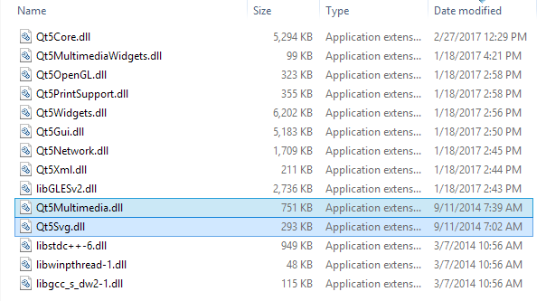 Windows: tupi.exe - Entry Point Not Found · Issue #19 · xtingray
