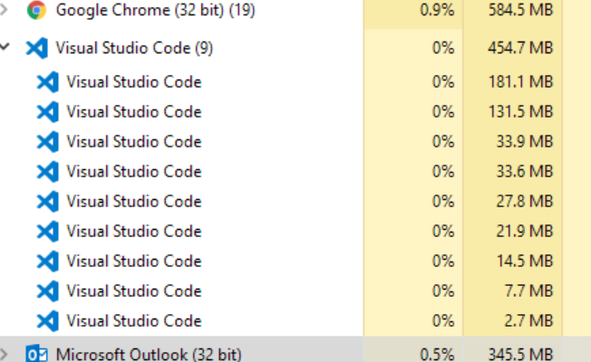 vs code windows 32 bit