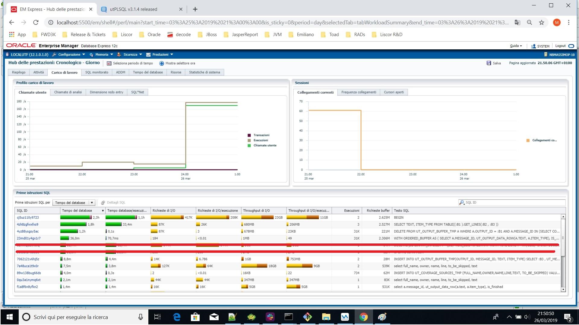 Code coverage report no longer ends on huge PL/SQL code base