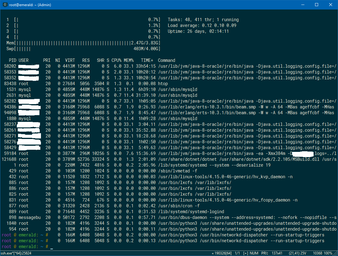 ConEmu-htop-over-ssh-after