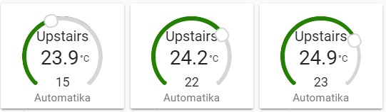 Unable to change name in new thermostat lovelace component · Issue