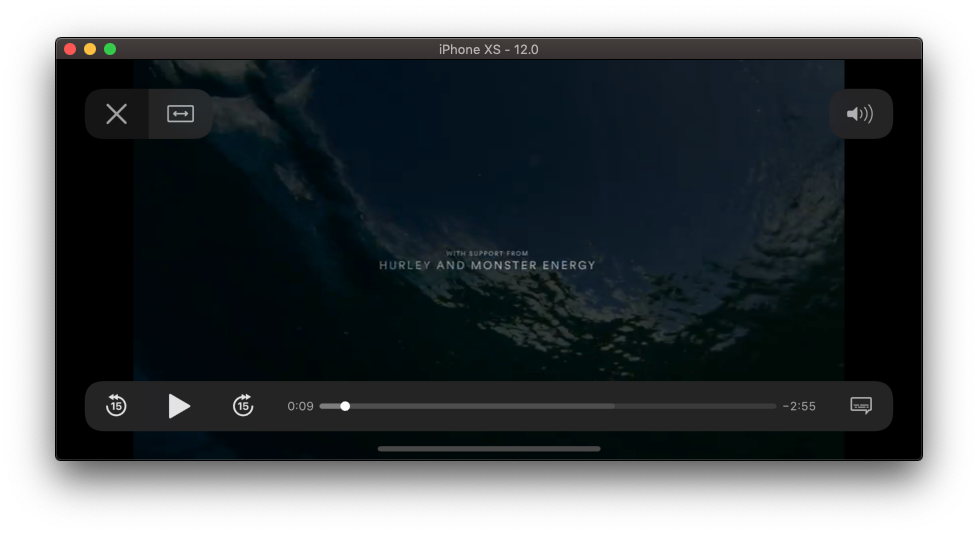 iOS 12 No True FullScreen or Pause  · Issue #1190 · sampotts