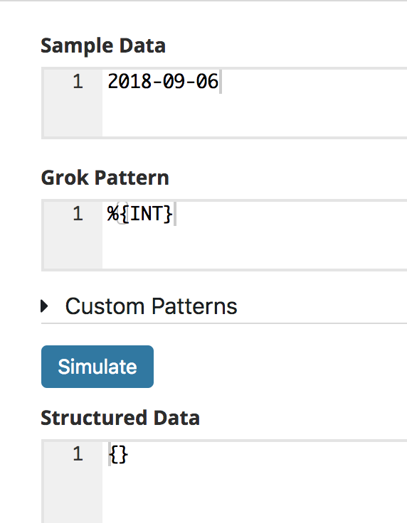 Grok Debugger] Do not require mapping to a field name