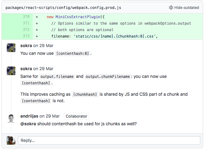 Contenthash doesn't work with splitchunks: 'all' · Issue
