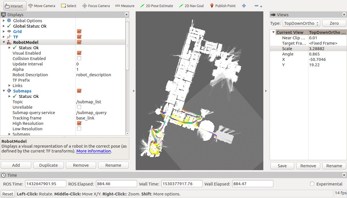 Running Cartographer on Jetson TX2 board · Issue #1145