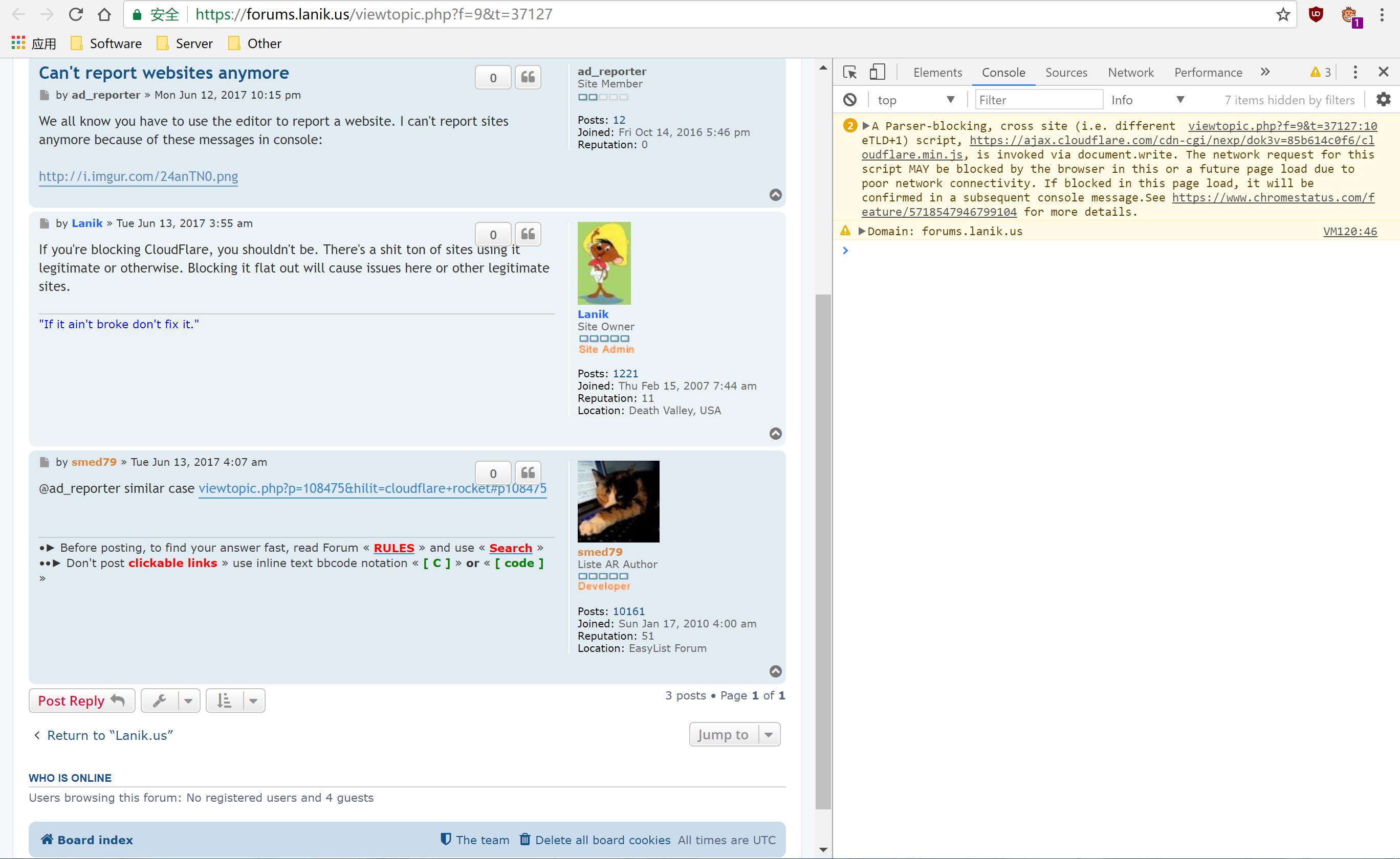 Developers - forums lanik us -
