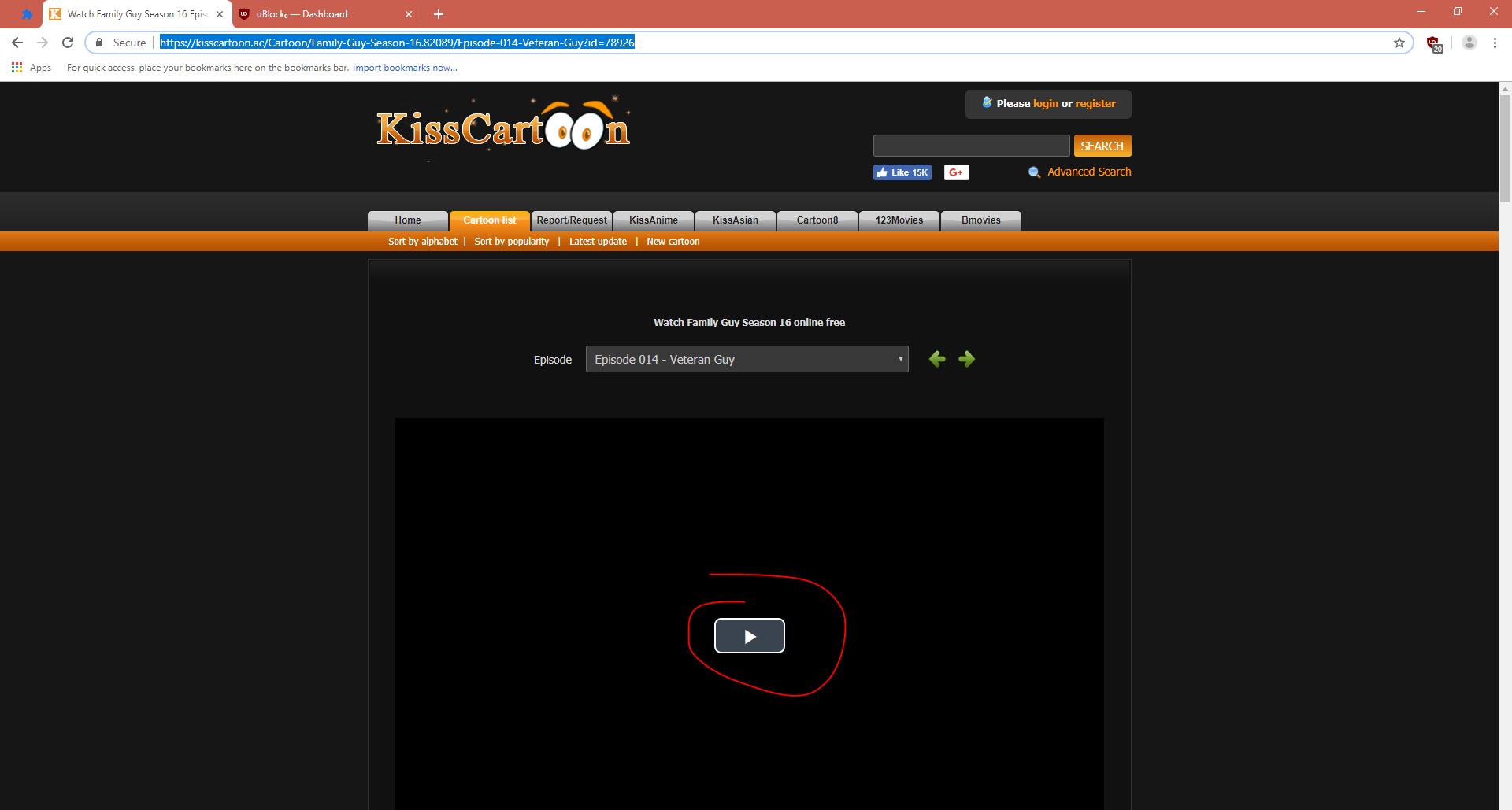 Kisscartoon Official App
