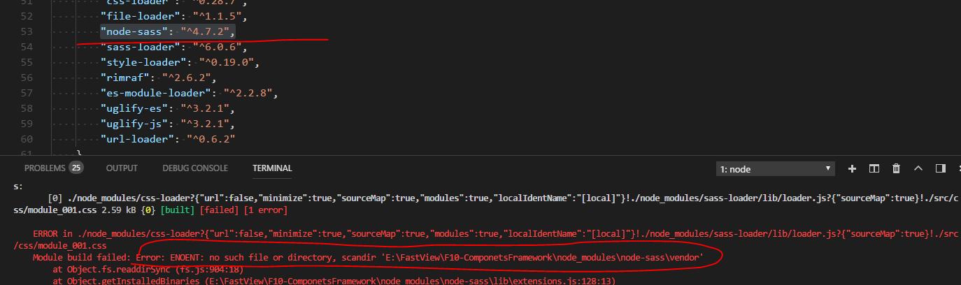 Error Enoent No Such File Or Directory Scandir Nodemodules