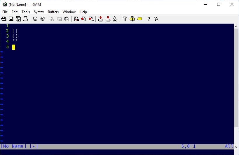 font rendering issue · Issue #4353 · vim/vim · GitHub