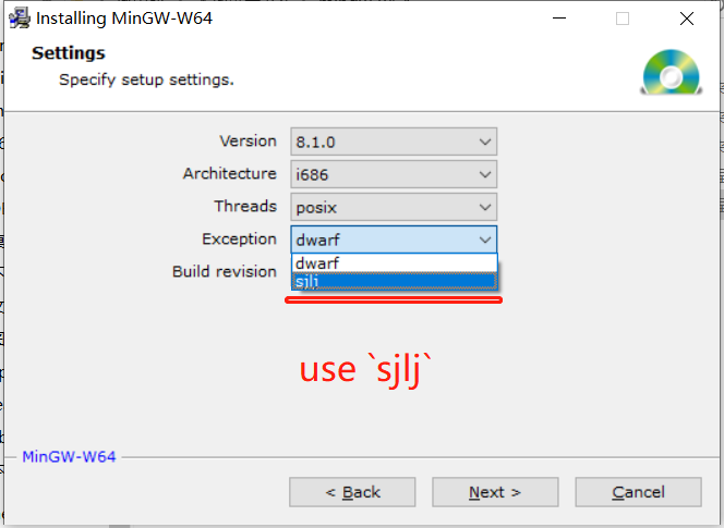 Master issue for MinGW-w64 ABI issues · Issue #281 · andlabs
