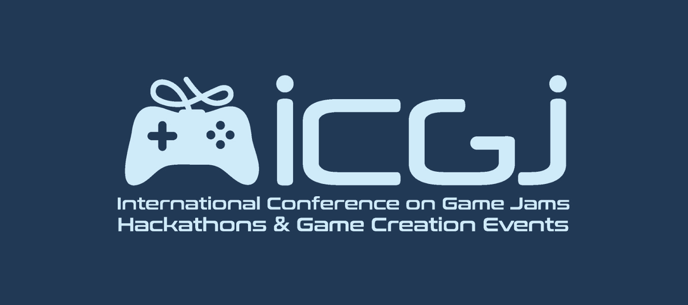 International Conference on Game Jams, Hackathons, and Game Creation Events Logo