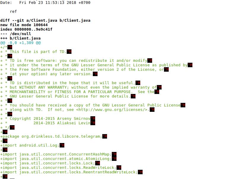 Fork Tdlib Interface On Kotlin Issue 95 Tdlibtd Github