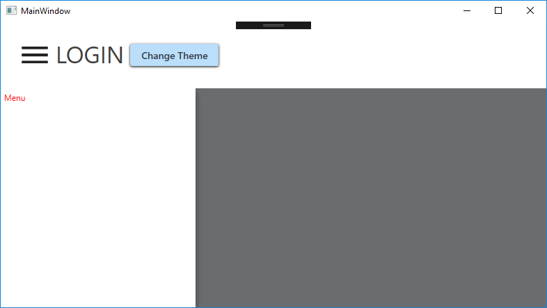 Changing theme at runtime not working · Issue #37 · spiegelp