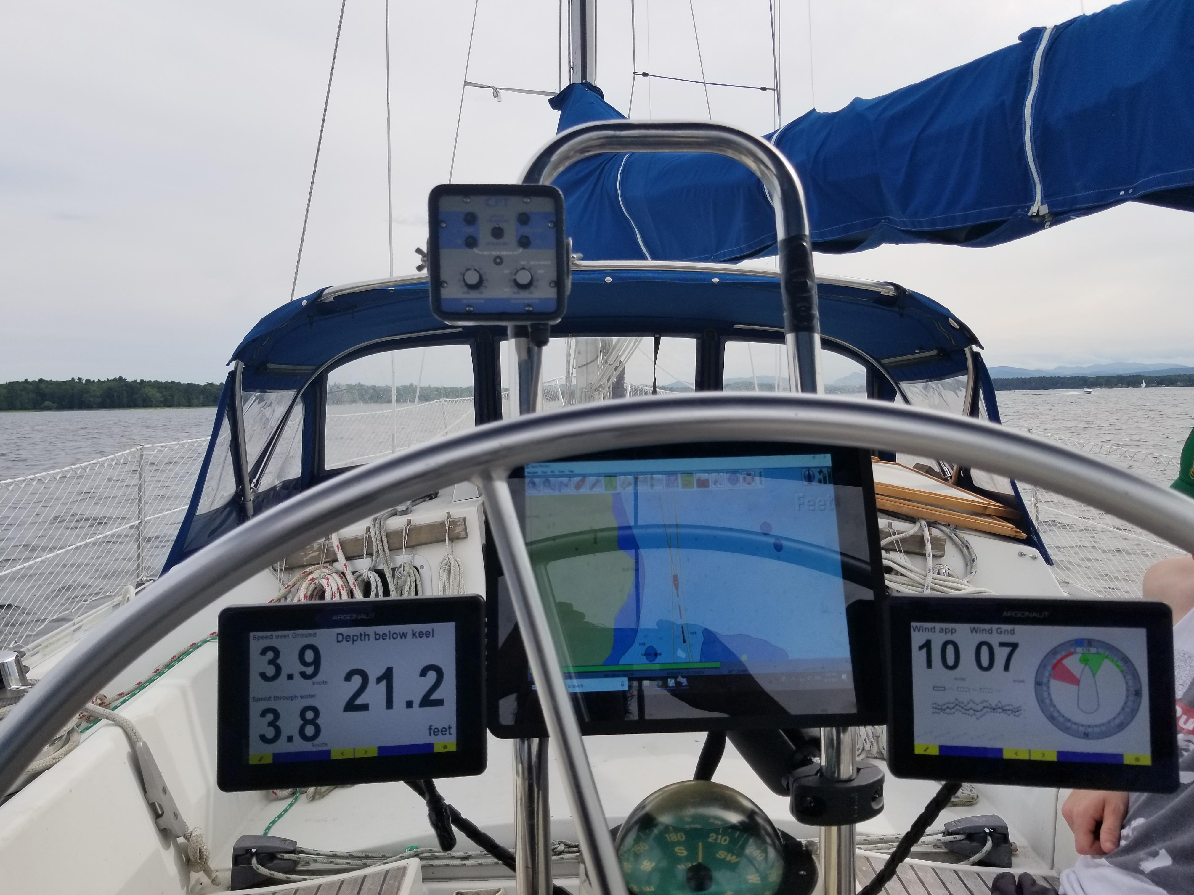 DIY Boat instruments - Cruisers & Sailing Forums
