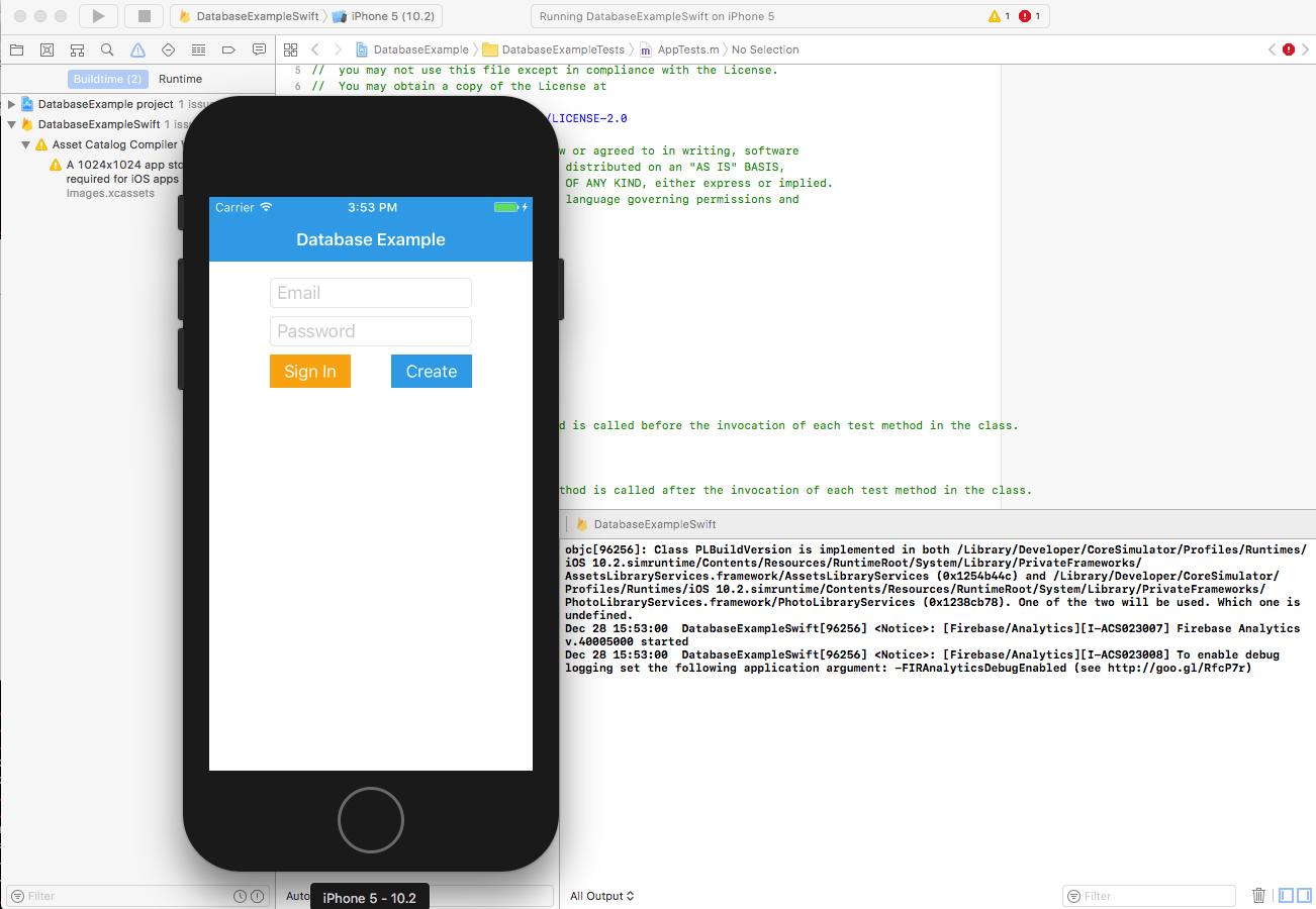 Firebase configure() and GADMobileAds configure make (independently