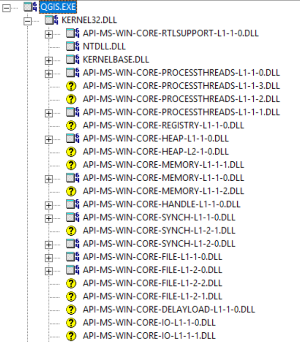 Could not load qgis_app dll · Issue #43 · conda-forge/qgis