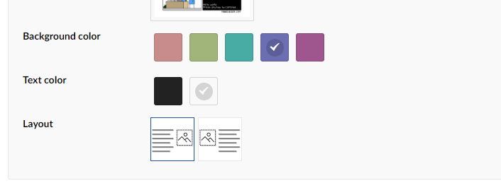 Page builder, revisited