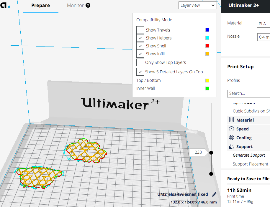 STL file not loading properly · Issue #2813 · Ultimaker/Cura