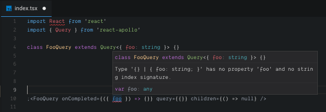 onCompleted callback typedef is not destructuring friendly