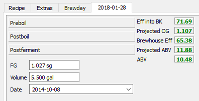 brewtarget recipe database