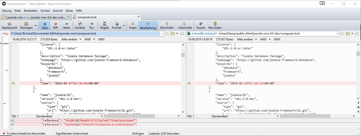 Joomla! Issue Tracker | Joomla! CMS #25229 - [4 0