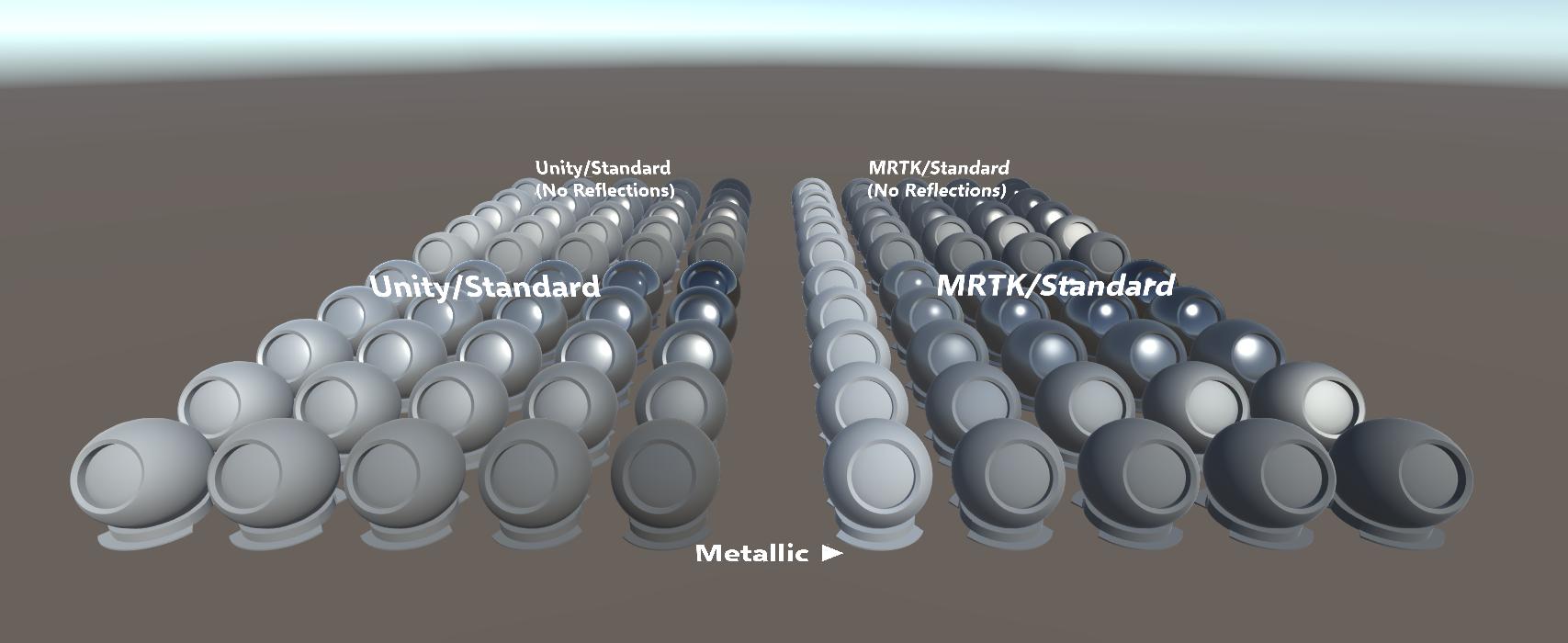 MaterialComparison