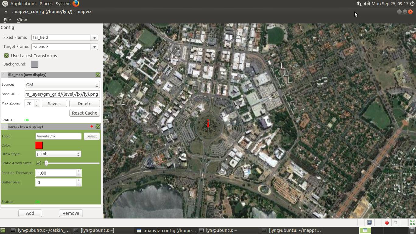 docker run issue · Issue #3 · danielsnider/MapViz-Tile-Map