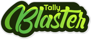 Logo Tally Blaster