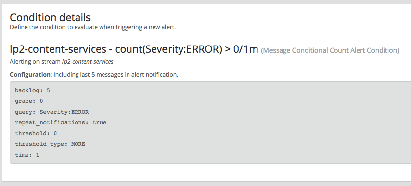 Backlog contains messages not all matching the criteria