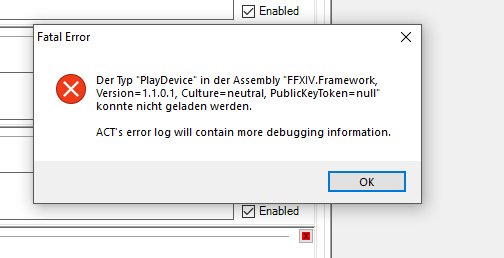 Yukkuri - 'Play Device' could not be loaded · Issue #129 · anoyetta