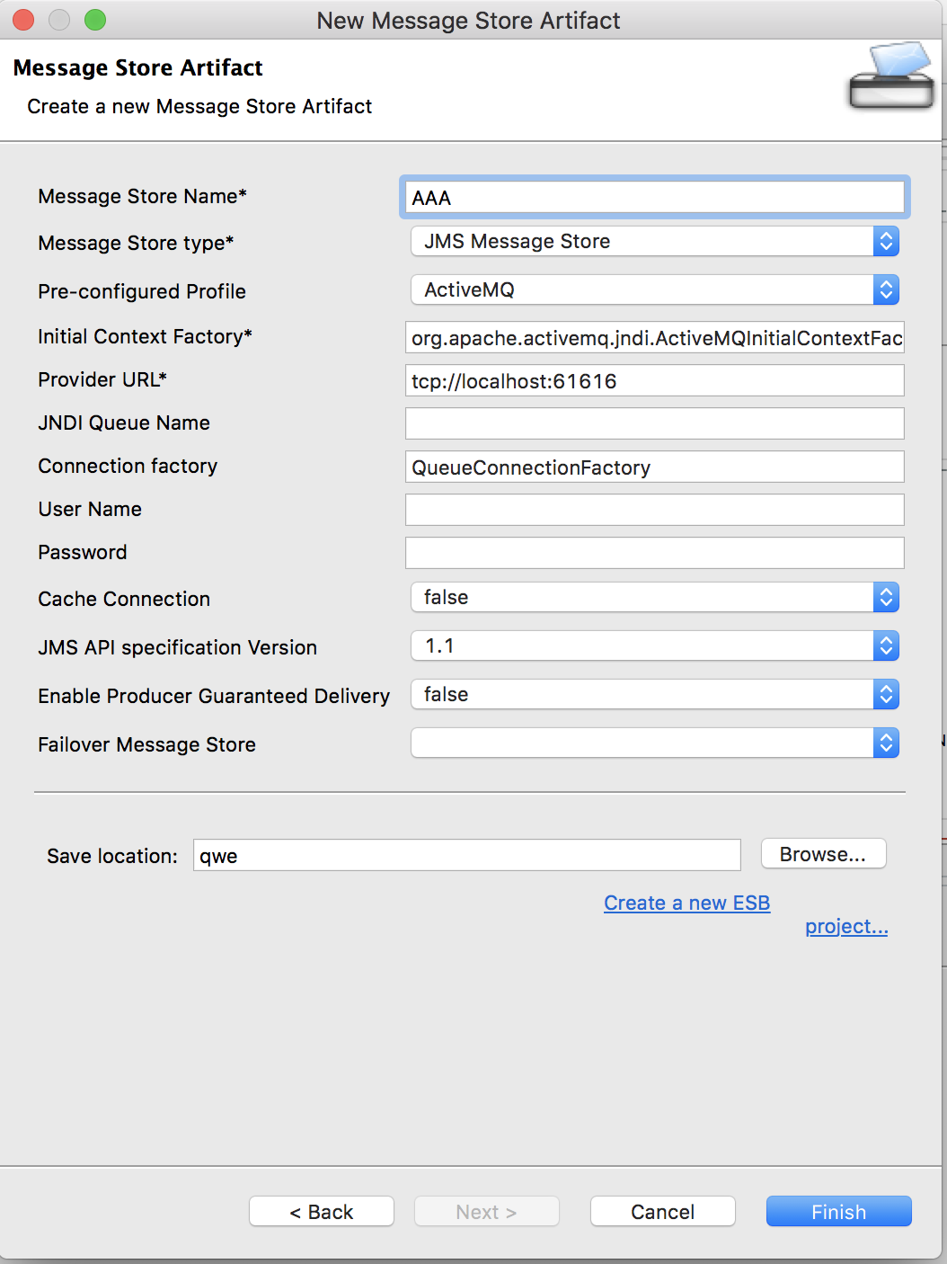 Message Store UI, UX issue · Issue #3699 · wso2/product-ei