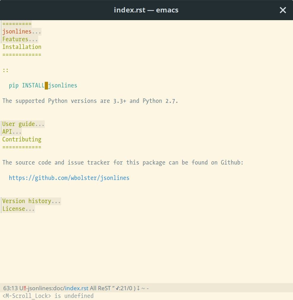 Install emacs 26 from source   Peatix