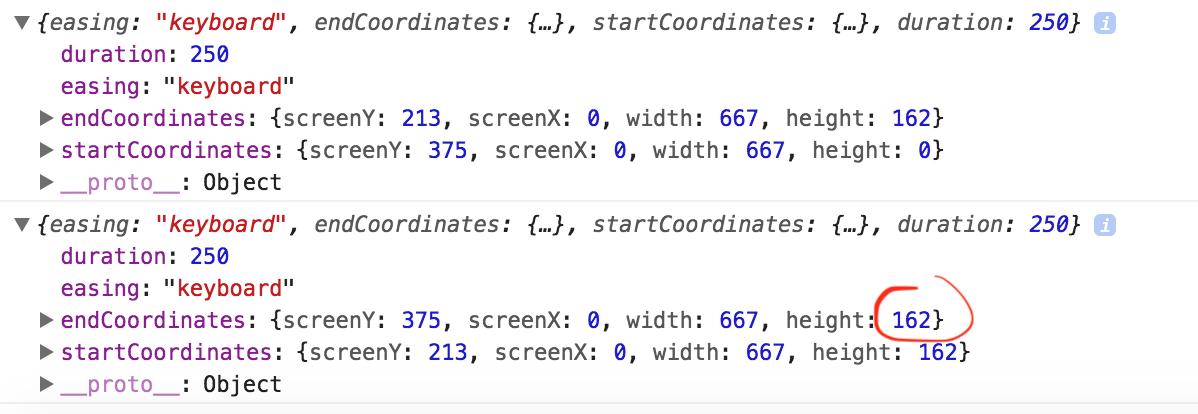 Developers - ScrollView inside KeyboardAvoidingView bottom