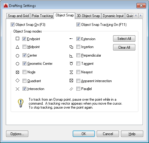 Improve snapping like in CAD · Issue #107 · qgis/QGIS-Enhancement