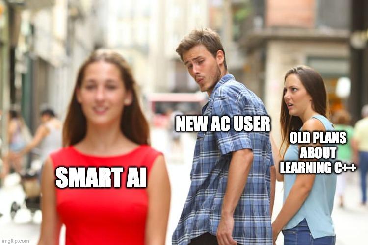 SmartAI vs C++
