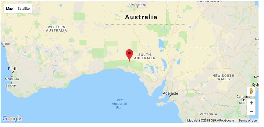 Australia Map Google.Sample Custom Element Ui Sample Ui Extension Map At Master Ibm Wch