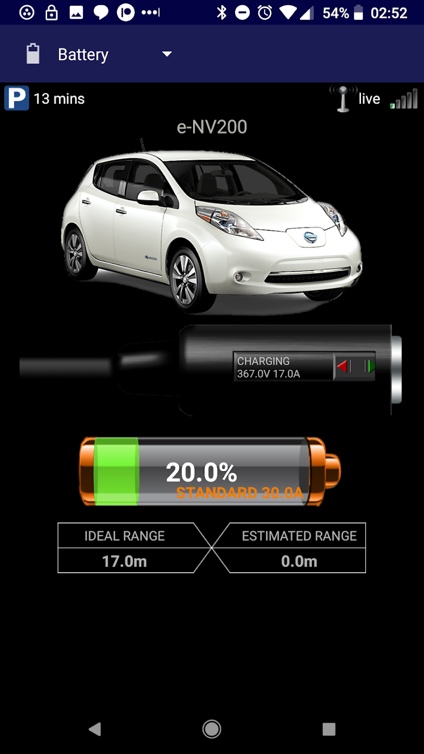 nissan leaf charging current incorrect issue 149 openvehicles rh github com  how long to charge a nissan leaf 2015
