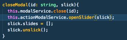 Updating slides after init · Issue #10 · leo6104/ngx-slick