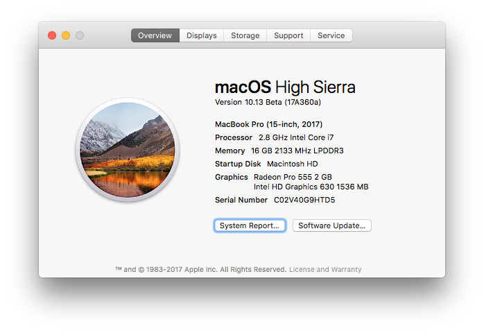 First issues with macOS 10 13 High Sierra · Issue #14418 · Homebrew