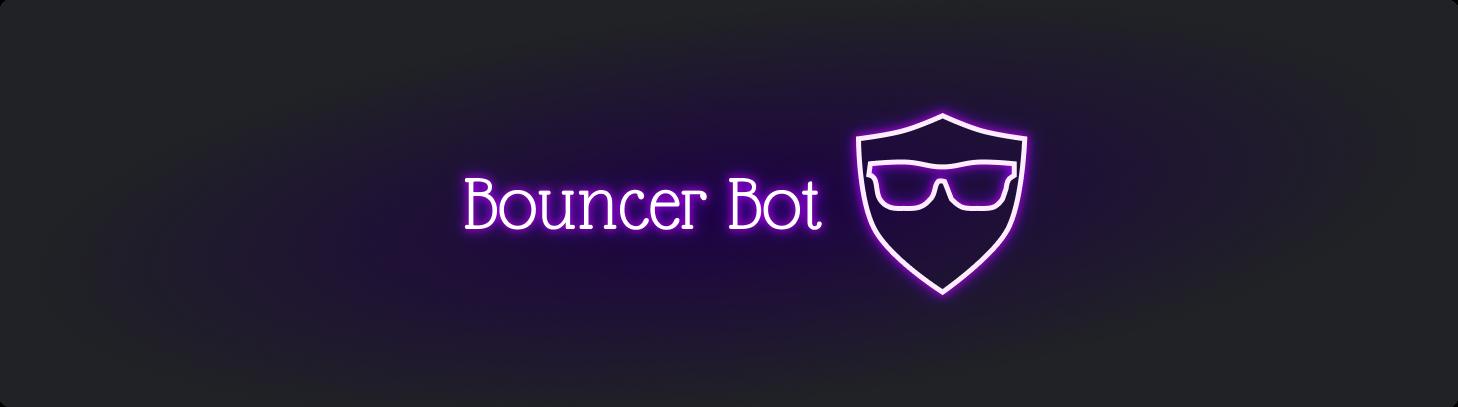 bouncer banner