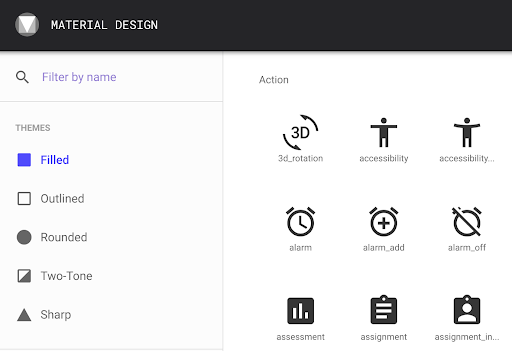 material-ui-icons
