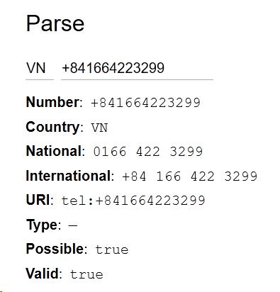 Vietnam Phone Number Validation Failed · Issue #284