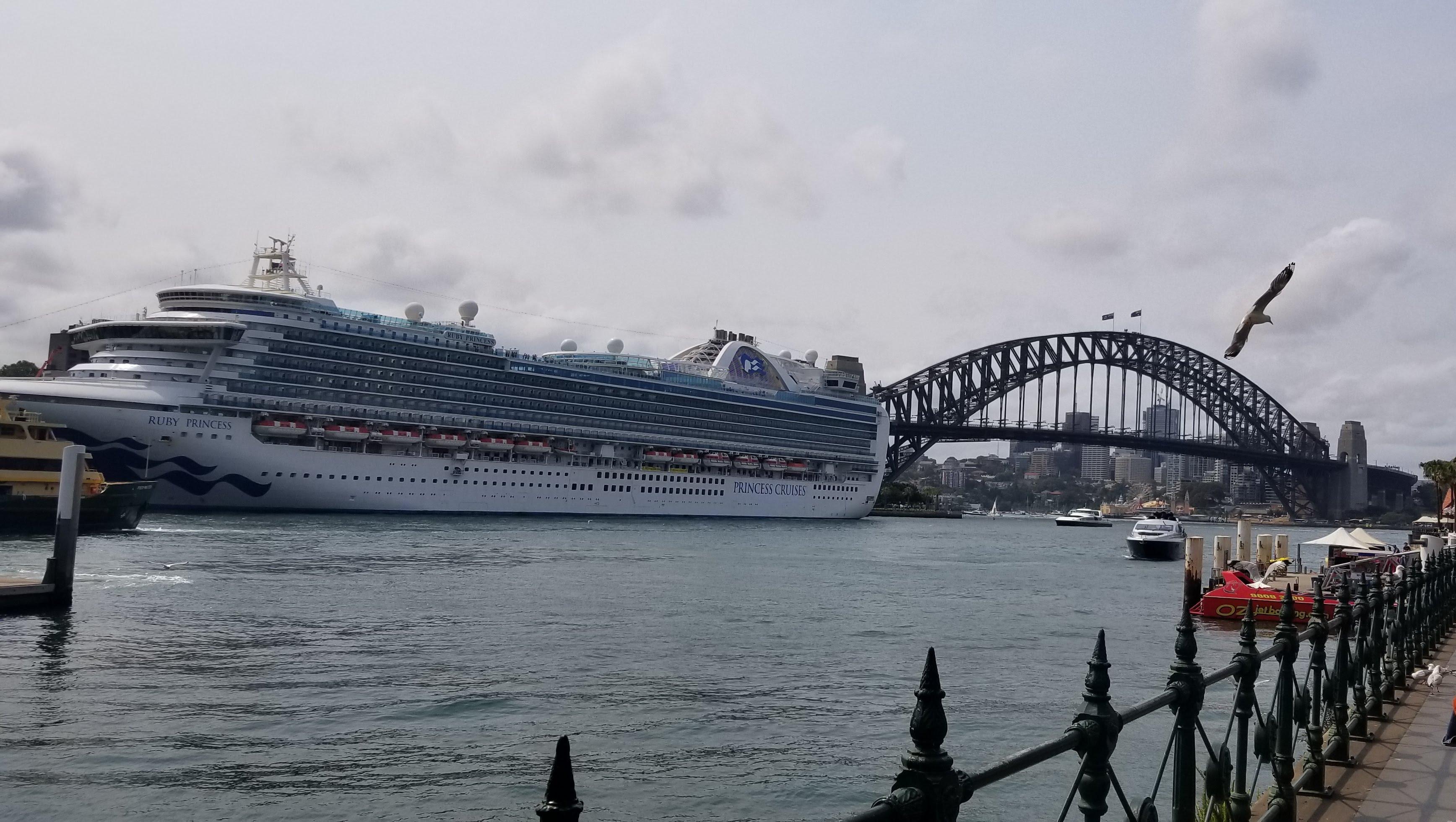 Sydney day