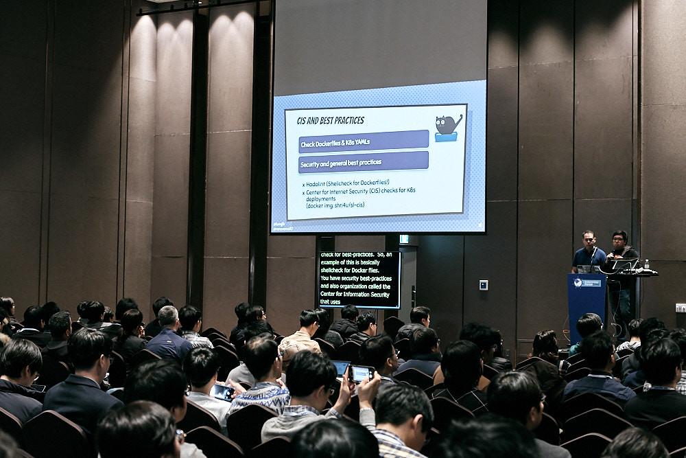 Seoul talk